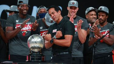 Miami Heat president Pat Riley ready to run it back next season with similar team