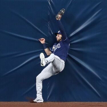 Tampa Bay Rays outfielder Kevin Kiermaier 'surprised ... upset' at Gold Glove snub