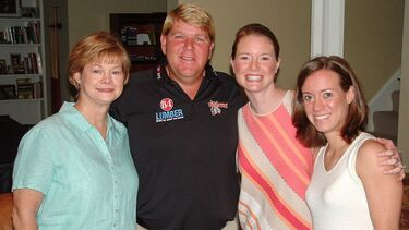 How John Daly, an unknown golfer then, helped a family dealing with tragedy 30 years ago