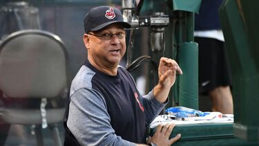 Indians manager Terry Francona favors name change