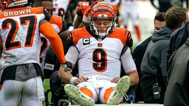 Torn ACL, MCL, plus more knee damage for Cincinnati Bengals QB Joe Burrow, sources say