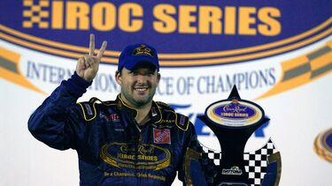 Tony Stewart, Ray Evernham team to re-create IROC as SRX All-Stars