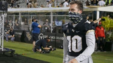 UCF's McKenzie Milton takes one more step toward improbable comeback
