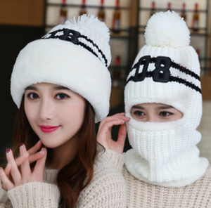 Knit Lining Winter Hat