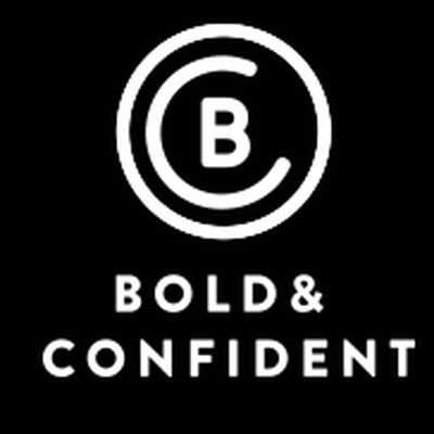 Bold and Confident