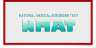 Registrations for NMAT has already been started