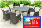 Huge Discount On Rattan Dining Sets