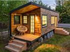 Effective Ways To Illumuinate The Exterior of Your Tiny house