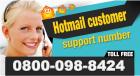 Hotmail Contact Phone Number 0800-098-8424 Customer Support UK