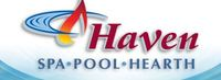 Haven Spa Pool Hearth