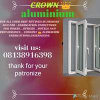 Crown aluminium fabrication