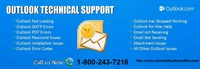 Obtain Technical Help with Outlook Issues