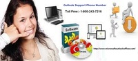Get the Outlook Support Phone Number 1-800-243-7216 to Report Technical Issue